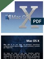 Mac Os x Presentacion