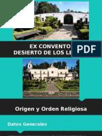 DESIERTO DE LOS LEONES