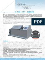 BGD 886-S Cyclic Corrosion Test(CCT)Cabinets