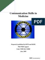 Publication Module on Health Communication