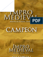 Sticker Campeon Medieval PDF