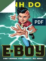E-Boy by Anh Do Chapter Sampler