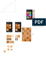 Wire Frames Icons