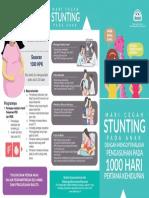 leaflet stunting