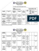 2018 GAD Annual Plan and Budget Form