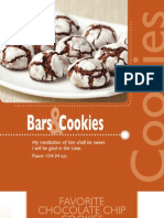 Bars & Cookies Exciting Recipes