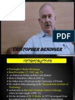CRISTOPHER BENINGER.pptx