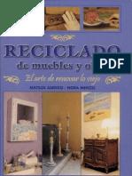Reciclado de Muebles Y Objetos