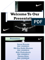 Nike Presentation ( Building a Global Brand)