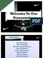 Nike Presentation ( Building a Global Brand)