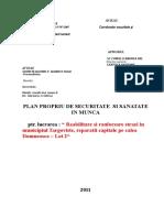 PLAN PROPRIU SSM oras TARGOVISTE 2011.doc