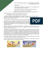 Tema 2. Meteorología y dispersión de contaminantes