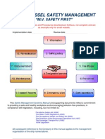 Safety Management Manual