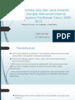 di RSUD dr. Soedarso Pontianak Tahun 2009-2013