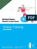 Online Beginner Instructor Training