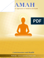 Consciousness And Health