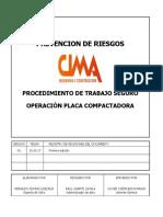 26.-Operacion de Placa Compactadora