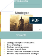 Strategy Management Ss
