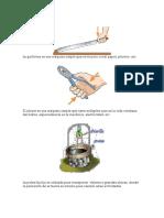 MÁQUINAS SIMPLES Y COMPUESTAS, FRUTOS Y MAS