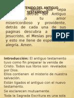 CONTENIDO DEL ANTIGUO TESTAMENTO corregido.pptx
