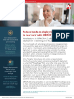 Reduce hands-on deployment times to near zero with iDRAC9 automation