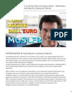byoblu.com-Come uscire dallEuro e tornare alla Lira senza shock  Intervista a Warren Mosler di Paolo Becchi e Gi (1)