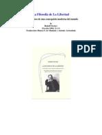 La filosofía de la libertad (Rudolf Steiner, 1894)