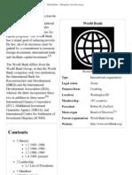World Bank - Wikipedia, The Free Encyclopedia