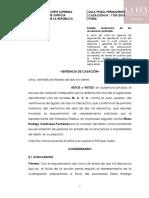 Casación N.º 1730- 2018-Piura