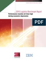 GMA 2010 Logistics Benchmark Report