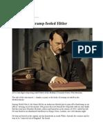 How a Dead Man Fooled Hitler
