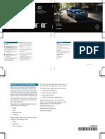Mercedes Benz E200 2017 Manual