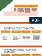POLITICAS DE RECURSOS HUMANOS.ppt