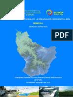 PLAN HIDRÁULICO REGIONAL DE LA DEMARCACIÓN HIDROGRÁFICA