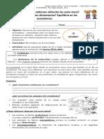 FICHA DE SISTEMATIZACION DE CIENCIAS ECOSISTEMA II