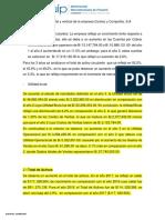 Parcial 2 - Analisis Vertical y Horizontal - Cochez y Cía.