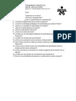 50 preguntas del proyecto y del programa (4)