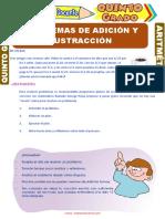 Problemas-de-Suma-y-Resta-para-Resolver-Quinto-Grado-de-Primaria.pdf