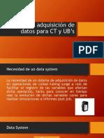 Sistema de Adquisición de Datos Para CT