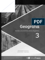 Geografia social y economica 3 de la argentina libro