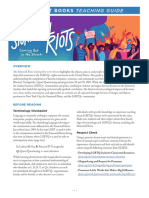 Stonewall Riots Teachers Guide