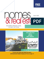 Cadillac News Real Estate Guide March 2020
