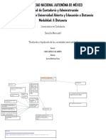disolución y liquidación de sociedades mercantiles