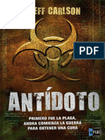 Antidoto - Jeff Carlson.epub