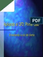 Aplicando El QFD (1)