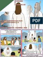 HOJITA DOMINICAL II CUARESMA A20 SERIE