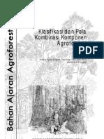 Klasifikasi Dan Pola Kombinasi Komponen Agroforestri