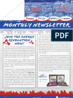 Drink ACT Newsletter July 08'