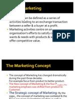 Concept of Interna-marketing