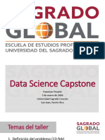 Sagrado Global - Capstone Project Semana 4